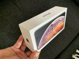 iPhone XS MAX 256GB gold na caixa com todos acessórios originais. (Melhor que iPhone 11)