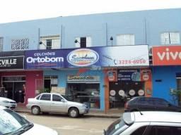 Sala comercial para locação localizada na Av. Campos Sales esquina com Av. 07 de Setembro