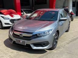 Título do anúncio: Honda Civic Sedan EX 2.0 Flex 16V Aut.4p 2018/2018