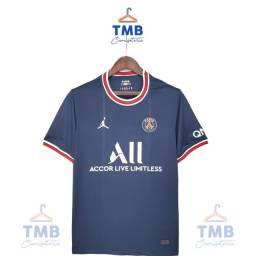 Título do anúncio: Camiseta PSG 2021 - M - S/ Nº