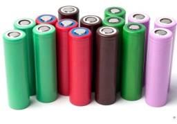Lote de 50 Baterias de Lítio Recicladas 1800 ate 1900 mah