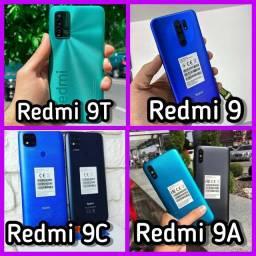 Redmi 9 / Redmi 9T / Redmi 9A / Redmi 9C A Partir De R$ 749