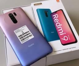 Redmi 9 Prime Verde/Violeta 4+64Gb