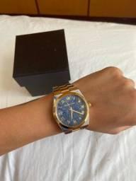 Relógio Michael kors silver gold
