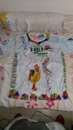 Promoção! Linda camisa oficial do Bloco Carnavalesco Galo da Madrugada