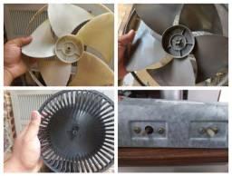 Título do anúncio: Placa Termostato Motor Ventilador Capacitor Ar Condicionado Acj Split Gaveta Pix Cartão