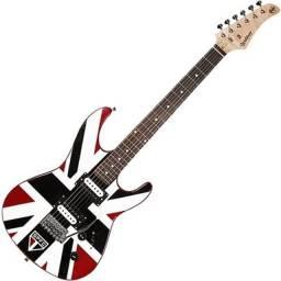 Guitarra waldman seminova