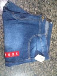 Título do anúncio: Calças jeans tamanho 50 $35