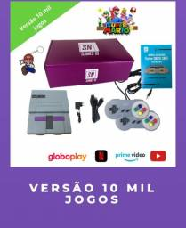 Vídeo game super Nintendo.