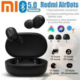 Xiaomi Redmi AirDots In-ear esportivo original exclusivo único gamer sem fio