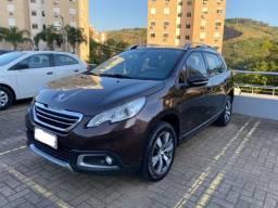 Título do anúncio: Peugeot 2008 Griffe 1.6 Automático 2017