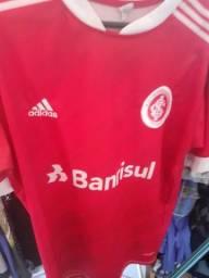 Camiseta do inter primeira linha tamanho M
