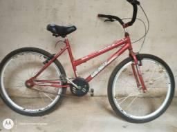 Bicicleta Revisada pneus novos cubos rolamentos