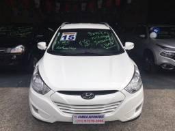 Hyundai Ix35 Automática Flex Completa 2015 Único Dono, Top!