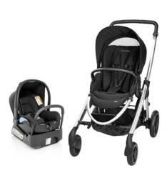 Carrinho de bebê Elea + bebê conforto