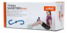 Exercitador De Membros Thigh Toner Azul Ls3166 Liveup Sports