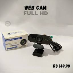 WebCam Full HD - Loja PW STORE
