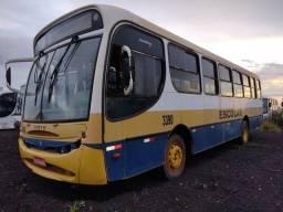 Ônibus Caio Apache Vip ano 2003 Mercedes Benz (Curto)