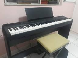 Título do anúncio: Piano Digital Yamaha P105 B