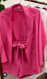 Título do anúncio: Conjunto Hot Pink Extra
