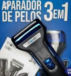 Título do anúncio: Barbeador 3 Em 1 U.985 - (Faço Entrega)
