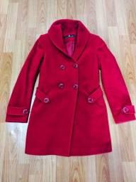 Casaco Vermelho Personalité P