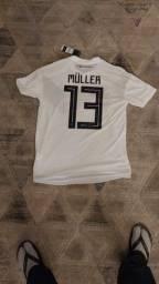 Camisa alemanha 2018 Muller