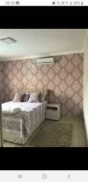 Instalação de papéis de paredes tecidos adesivos