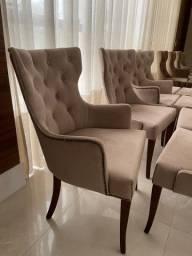 Cadeiras para mesa de jantar