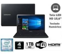 Título do anúncio: Notebook Core i3 ddr4 6° Geração 1 terabyte armazenamento