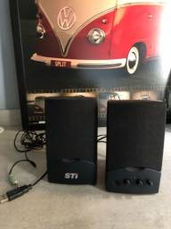 Caixa acústica SEMP TOSHIBA