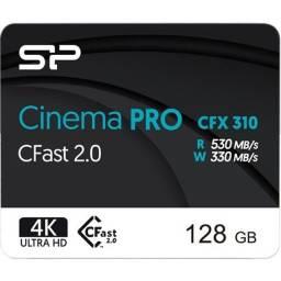 Cartão Cfast 128GB profissional- Linha Cinema Pro
