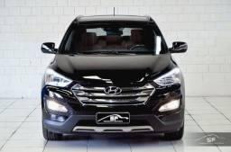 Hyundai Sta Fe 7 lugares blindada.