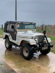 Título do anúncio: Jeep Willys CJ5 ano 66