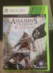 Jogo Xbox 360 - Assassin's Creed IV: Black Flag