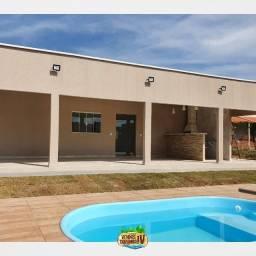 Vendo Casa Moderna de 4 quartos no Lago Corumbá IV