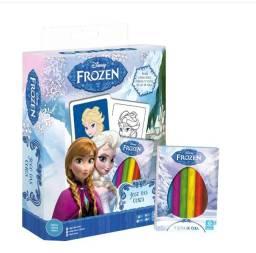 Jogo das Cores Disney Frozen (Copag)