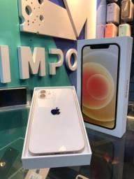 Título: IPhone 12 64GB Novo Lacrado com 1 ano de Garantia apple