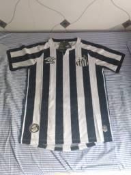 Camisa Santos FC tamanho P