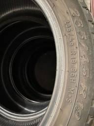 jogo de pneus 245/45/19