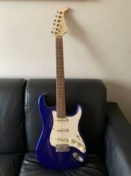 Título do anúncio: Guitarra Eagle impecável