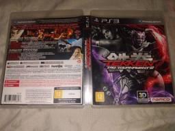 Jogo Tekken Tag Tournament 2 ps3