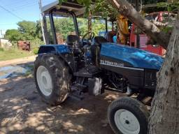 Trator New Holland TL70 ano 2005