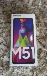 Título do anúncio: Leia o anúncio! Celular Samsung  M51