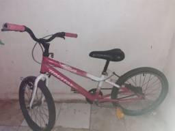 Bicicleta infantil feminina HOUSTON