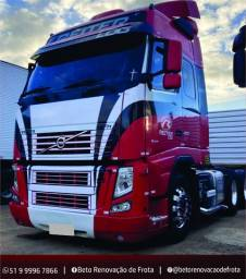Volvo FH420 I-Shift 6x2 Globetrotter 2012