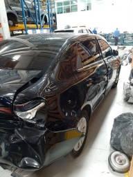 Chevrolet Cobalt LTZ 1.8 8v 2018 2019 sucata  somente para retirada de pecas