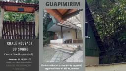 CHALÉ NA CANECA FINA - GUAPIMIRIM