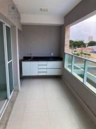 Apartamento com 2 suítes à venda, 87 m² por R$ 430.000 - Edifício Uniko - Cuiabá/MT