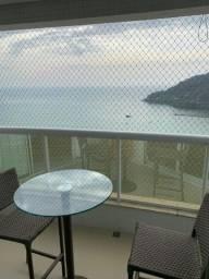 Luxuoso apartamento! Frente Mar- Barra Sul -Mobiliado- 3 Suítes- 3 vagas